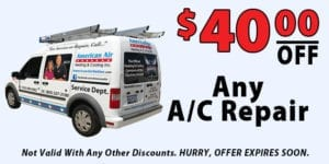 40 Off AC Repair